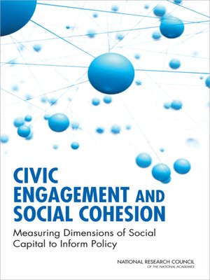 cover image of Civic Engagement and Social Cohesion