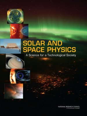 cover image of Solar and Space Physics