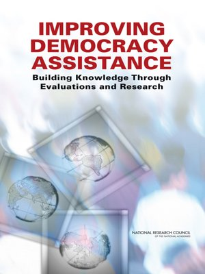 cover image of Improving Democracy Assistance