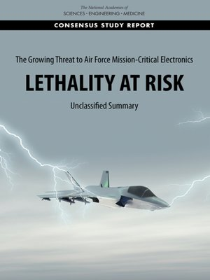 cover image of The Growing Threat to Air Force Mission-Critical Electronics