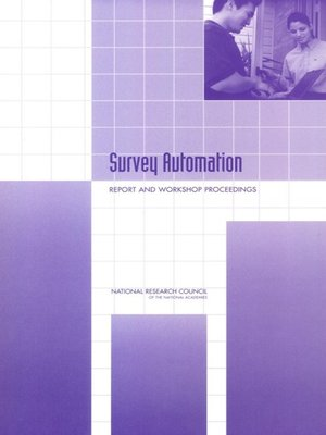cover image of Survey Automation