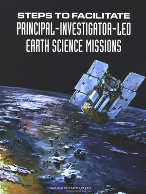 cover image of Steps to Facilitate Principal-Investigator-Led Earth Science Missions
