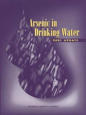 cover image of Arsenic in Drinking Water
