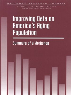 cover image of Improving Data on America's Aging Population