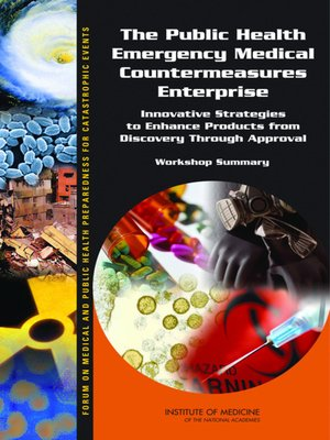 cover image of The Public Health Emergency Medical Countermeasures Enterprise