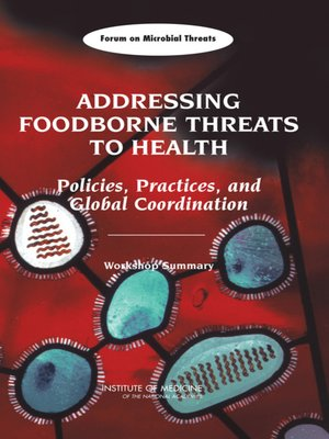 cover image of Addressing Foodborne Threats to Health