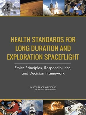 cover image of Health Standards for Long Duration and Exploration Spaceflight