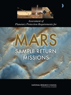 cover image of Assessment of Planetary Protection Requirements for Mars Sample Return Missions