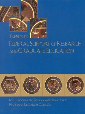 cover image of Trends in Federal Support of Research and Graduate Education