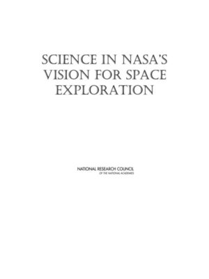 cover image of Science in NASA's Vision for Space Exploration