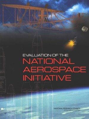 cover image of Evaluation of the National Aerospace Initiative