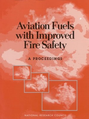 cover image of Aviation Fuels with Improved Fire Safety