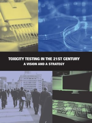 cover image of Toxicity Testing in the 21st Century