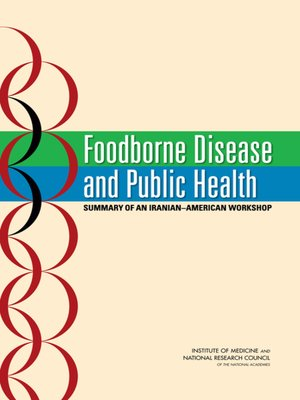 cover image of Foodborne Disease and Public Health
