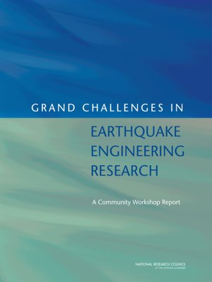 cover image of Grand Challenges in Earthquake Engineering Research