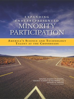 cover image of Expanding Underrepresented Minority Participation