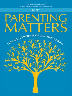 cover image of Parenting Matters