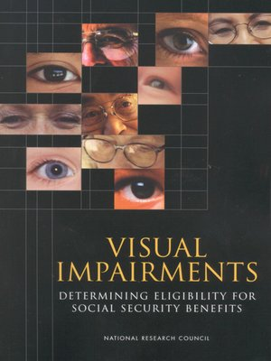 cover image of Visual Impairments