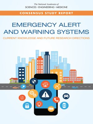 cover image of Emergency Alert and Warning Systems