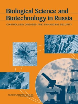 cover image of Biological Science and Biotechnology in Russia