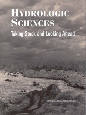 cover image of Hydrologic Sciences