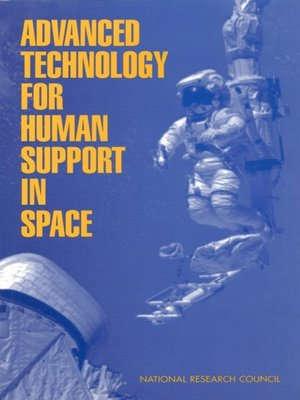cover image of Advanced Technology for Human Support in Space