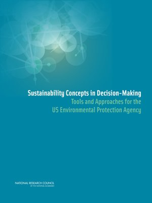 cover image of Sustainability Concepts in Decision-Making