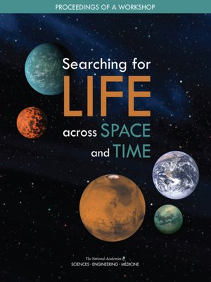 cover image of Searching for Life Across Space and Time