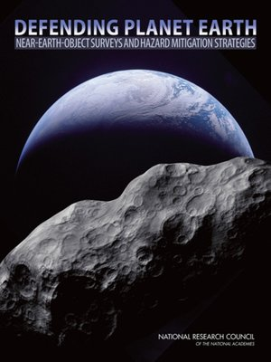 cover image of Defending Planet Earth
