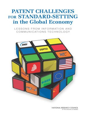 cover image of Patent Challenges for Standard-Setting in the Global Economy