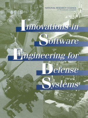 cover image of Innovations in Software Engineering for Defense Systems
