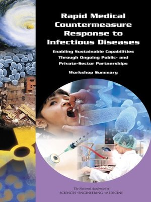cover image of Rapid Medical Countermeasure Response to Infectious Diseases
