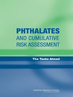 cover image of Phthalates and Cumulative Risk Assessment