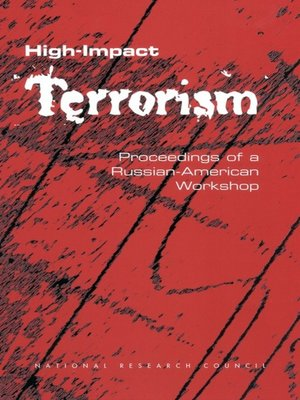 cover image of High-Impact Terrorism