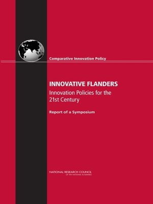 cover image of Innovative Flanders