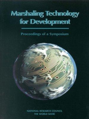 cover image of Marshaling Technology for Development