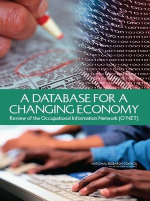 cover image of A Database for a Changing Economy