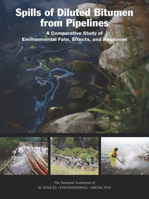cover image of Spills of Diluted Bitumen from Pipelines