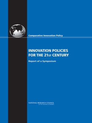 cover image of Innovation Policies for the 21st Century