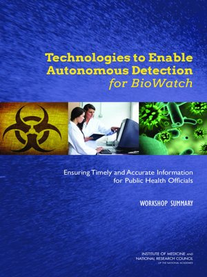 cover image of Technologies to Enable Autonomous Detection for BioWatch