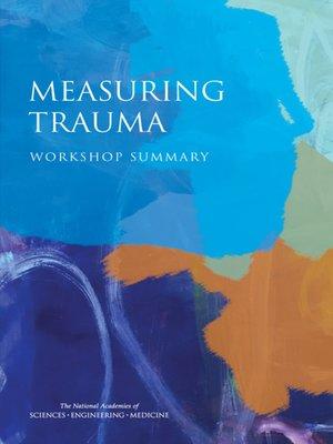 cover image of Measuring Trauma