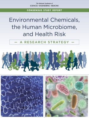 cover image of Environmental Chemicals, the Human Microbiome, and Health Risk