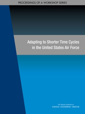 cover image of Adapting to Shorter Time Cycles in the United States Air Force