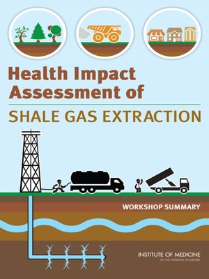 cover image of Health Impact Assessment of Shale Gas Extraction