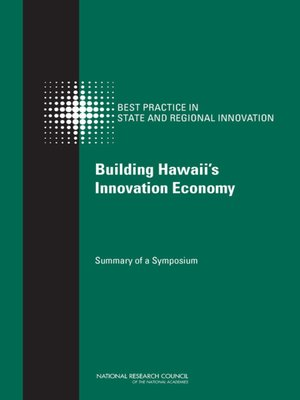 cover image of Building Hawaii's Innovation Economy