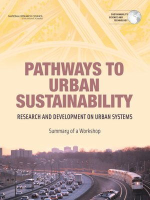 cover image of Pathways to Urban Sustainability