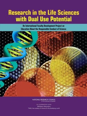cover image of Research in the Life Sciences with Dual Use Potential