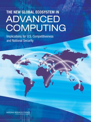cover image of The New Global Ecosystem in Advanced Computing