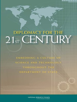 cover image of Diplomacy for the 21st Century