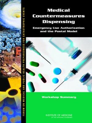 cover image of Medical Countermeasures Dispensing